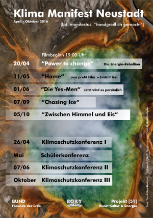 Klima Manifest Neustadt 2016